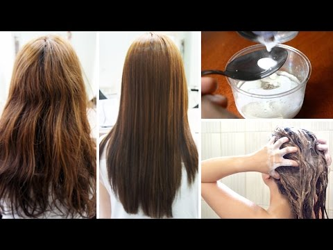 Thumbnail: Straighten Your Hair Naturally With This Simple Recipe
