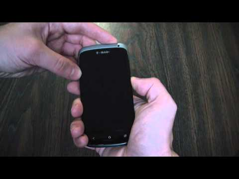 How To Hard Reset An HTC One S Smartphone