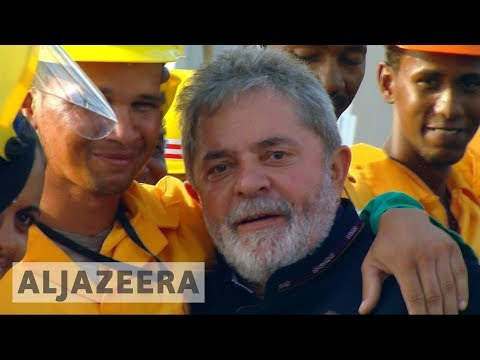 🇧🇷 Brazil braces for court ruling on Lula's future
