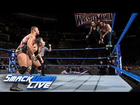 3/14/2017 smackdown - 0 - 3/14/2017 SmackDown Rebound