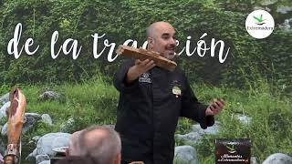 Jamón ibérico de bellota y cava de Extremadura (3) - #ExtremaduraEnFitur