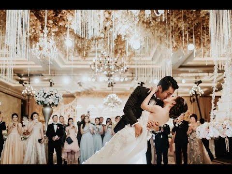 Liputan Wedding HOTEL INDONESIA KEMPINSKI #2 | Robby & Margaret
