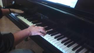 Erik Satie   Méditation à Albert Roussel - Barbara Arens, piano