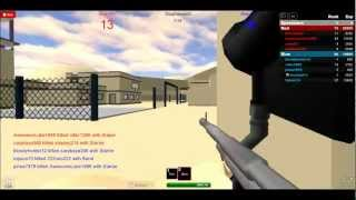 roblox PAINTBALL EPICNESS part 1