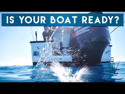 Boat Outfitters - Is Your Boat Ready?