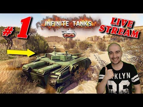 Infinite Tanks Gameplay: New Tank MMO 2017! - Walkthrough Infinite Tanks PC