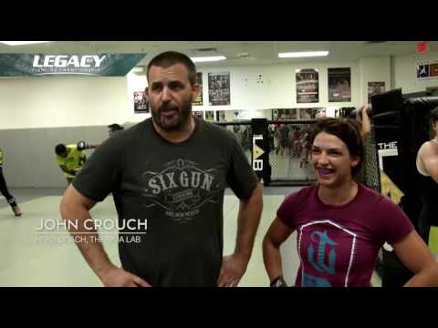 Mackenzie Dern on Her Jump to MMA
