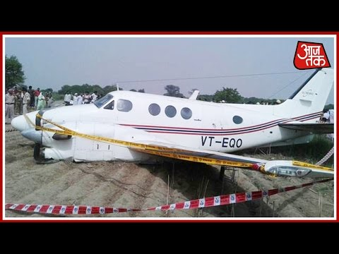 All 7 Safe As Air Ambulance Crash Lands Near Delhi, DGCA Probe n