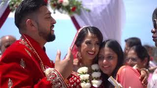 Portugal Wedding - Arriba by the Sea Cascais || Nital&Varun ||~by Lisbon Wedding Planners