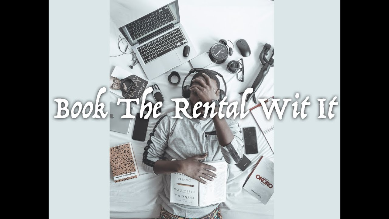 Book The Rental wit it -  Instru rap hip hop