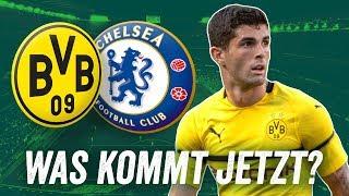 Christian Pulisic zu Chelsea! Ist der BVB der Gewinner des Transfers? Geht Hudson-Odoi zum FCB?