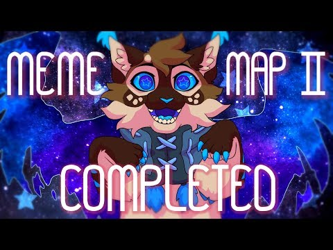 【Meme Map II - COMPLETED】