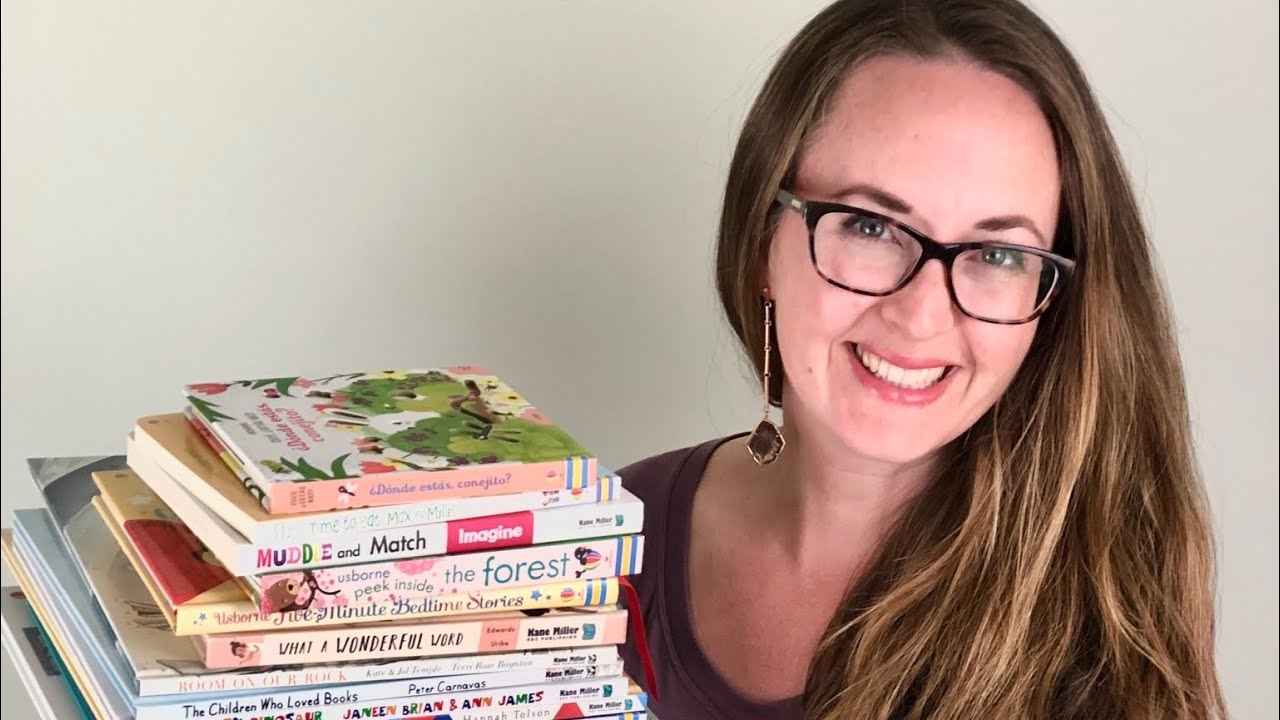 Become A Book Consultant With Usborne Books More Youtube
