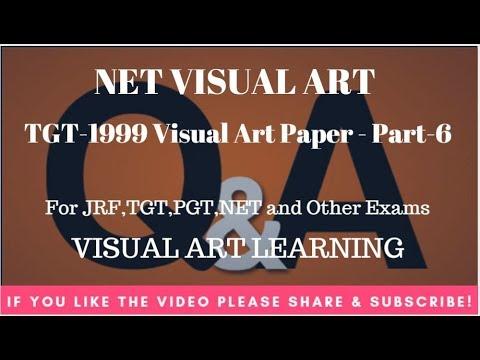 TGT-1999 Visual Art Paper - Part-6