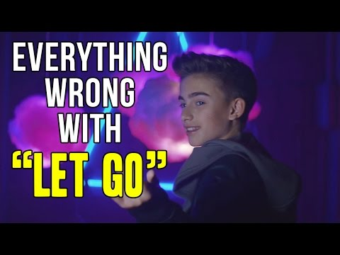 "Everything Wrong With Johnny Orlando - ""Let Go"""