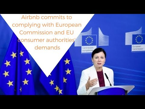 Airbnb commits to complying with EU consumer authorities' demands