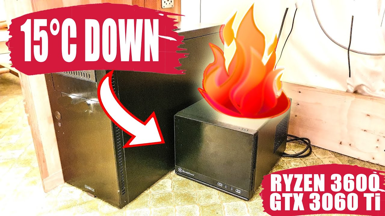 Download Tips to lower temperatures in SG13 Mini-ITX case (3060 Ti & Ryzen 3600) Part 2