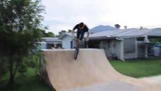 Halfpipe | Miniramp | Backyard Bmx Edit