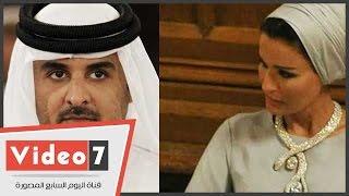 رئيس تحرير الشروق: السيسى قال لتميم:بلغ أختنا موزة اعتذارنا على انتقادات الإعلام
