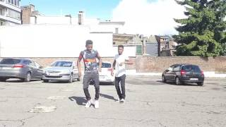 "DMW ft. DAVIDBACK 2 BACK"" (OFFICIAL VIDEO) dance in belguim"
