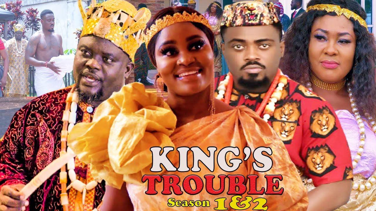 Download KING'S TROUBLE SEASON 2 {NEW HIT MOVIE} - CHIZZY ALICHI|2020 LATEST NIGERIAN NOLLYWOOD MOVIE