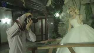 Фотосессия образа невесты (фотограф Буйнамидин Курбанов)