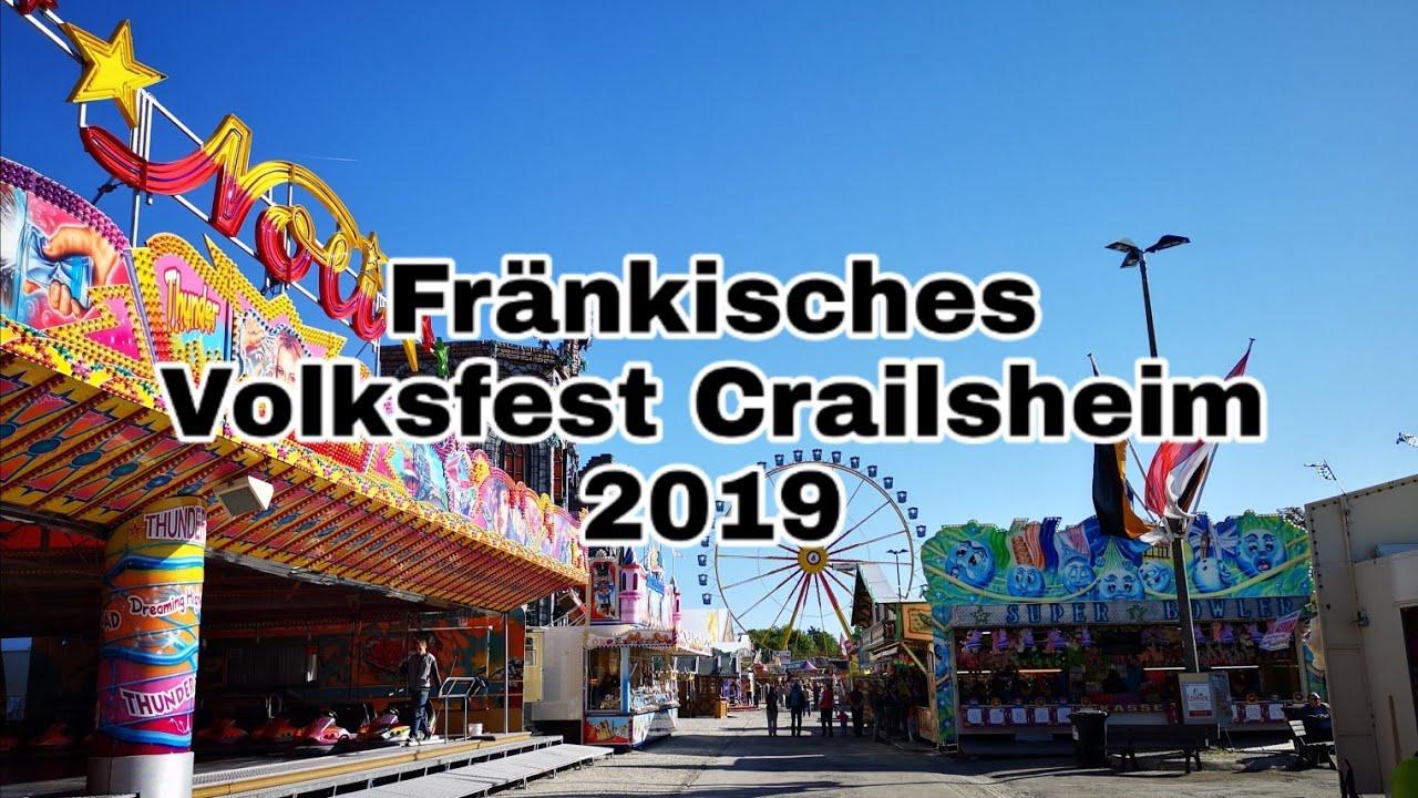 Crailsheimer volksfest 2019