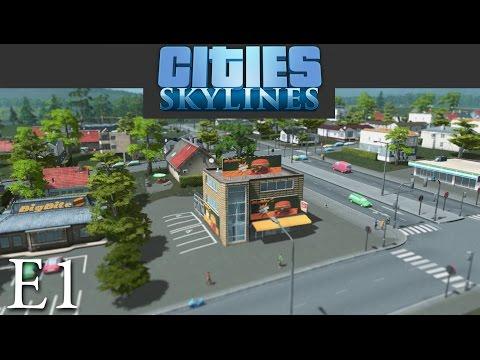 Cities: Skylines - New City - Episode 1 |