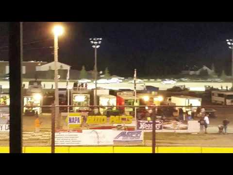 Viking Speedway Street Stock Feature 8/6/17
