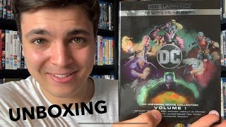 DC Animated 4K-Collection Volume 1