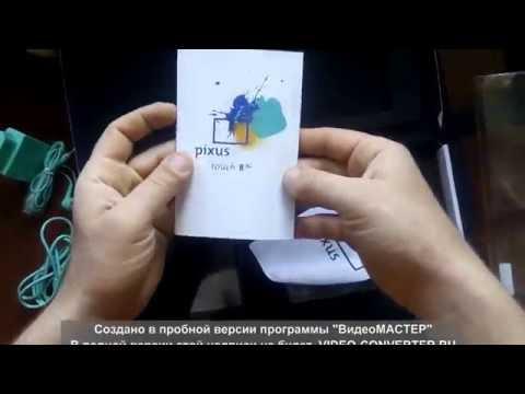Планшет Pixus Touch 8 16GB 3G