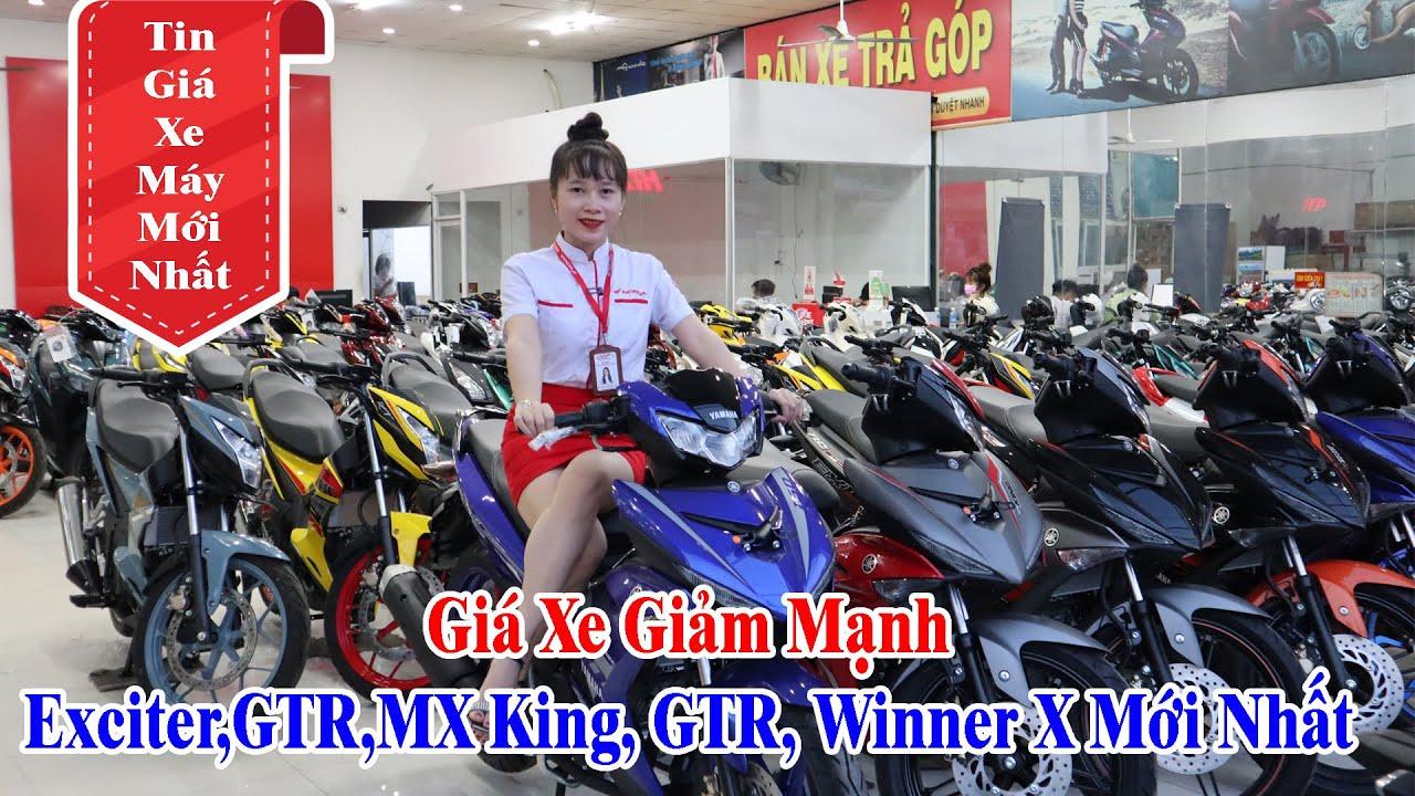 Tin Hot Giá Xe Exciter, Winner X, GTR, MX King 2020 Giảm Mạnh Mới Nhất | Tin Xe Máy