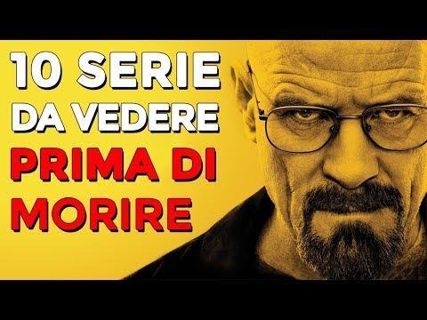 LE MIGLIORI SERIE TV DI SEMPRE... secondo me! ► 10 SERIE DA VEDERE