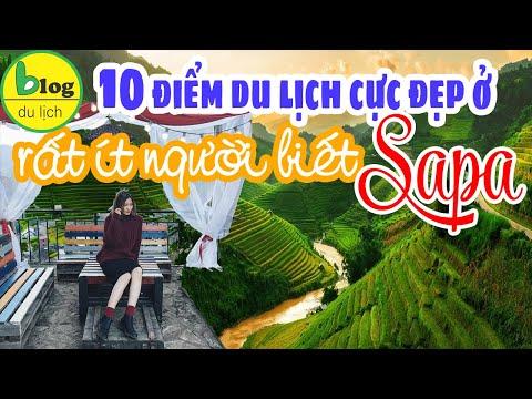 Du lịch Sapa: Check in địa điểm du lịch Sapa ít người biết cực đẹp