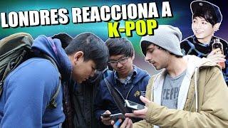Video GENTE DE LONDRES REACCIONAN A K-POP | Reacción a BTS en la Calle | SisiuveMustDie download MP3, 3GP, MP4, WEBM, AVI, FLV Mei 2018