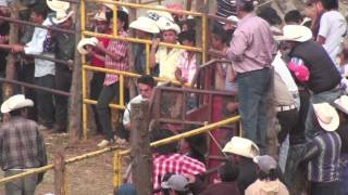 3er dia de fiesta en Huecorio 2010
