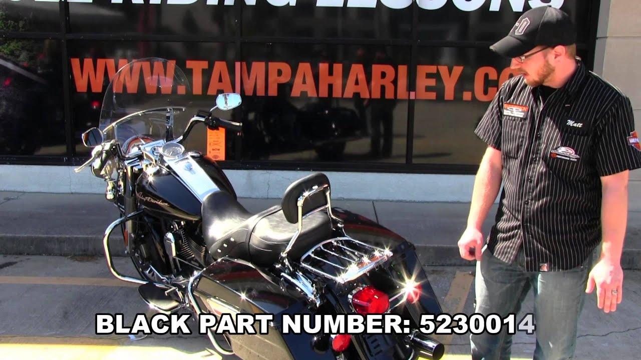 Harley Davidson Sissy Bar For Sale