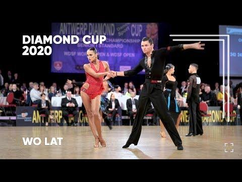 Timur Yusupov - Valeria Remina, RUS | 2020 Diamond Cup |  WDSF WO LAT - SF C