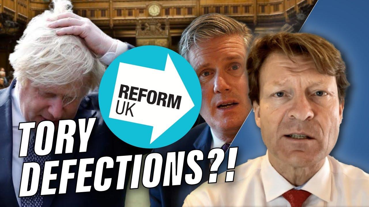 Reform UK: Tice's Tory Defections?! 😱