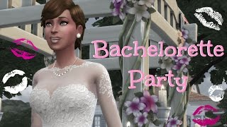 Bachelorette Party Mod by BrittPinkieSims ✨ Mod Review ✨ Sims 4 CC Must Download!