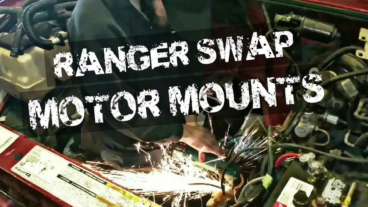 Building Budget Ls 60 Lq4 Ford Ranger Swap Mounts Youtube Ls1 Engine Wiring Harness