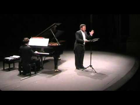 CARLO LEPORE, GIOVANNI VELLUTI - Una voce m'ha colpito (G. Rossini)