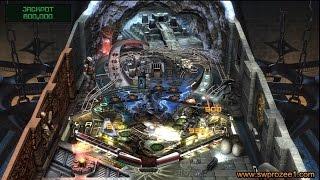Zen Pinball 2: Alien vs Predator (7th place scoreboard)