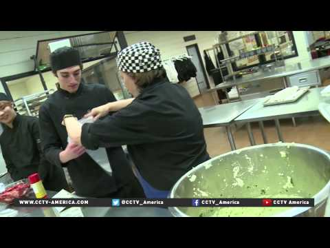 Vocational training gives students real experiences