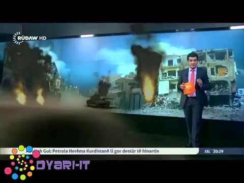 Rudaw HD Kurdish  News in 3D