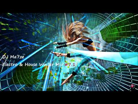 Electro, House Winter Mix 2012 #7.1 by DJ Mad Maarten