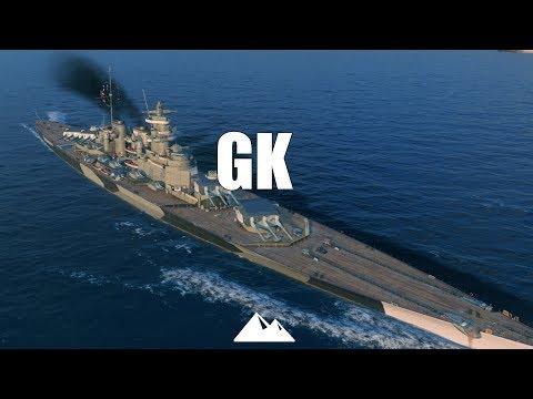 GK, keine Aufklärung, kein Schaden... - World of Warships   [Division] [Deutsch] [60fps]