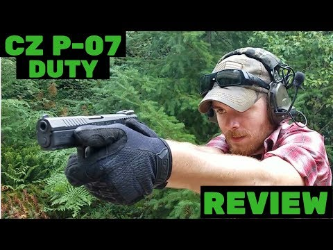 CZ P07 Gen 2 9MM (Review) - Replacement for Glock 19?
