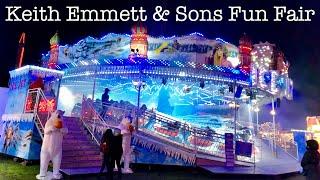 Keith Emmett & Sons Fun Fair Vlog 3rd November 2019