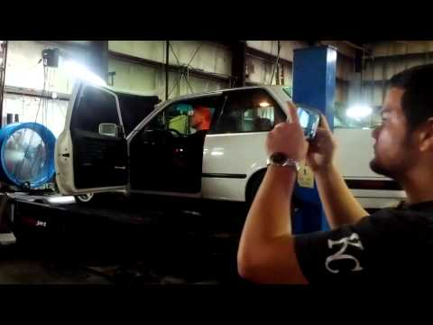 E30 S52 Dyno Pull 2